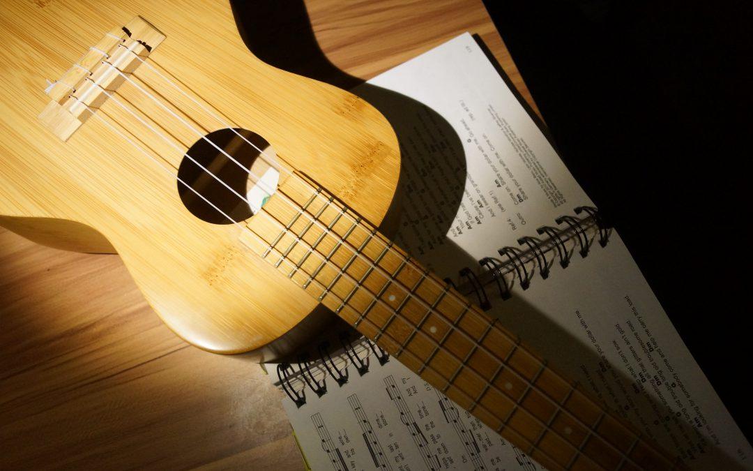 Ukulele spielen: Kinderlieder