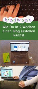Blog erstellen in 5 Wochen