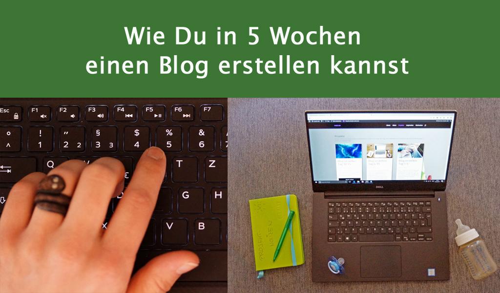 Endbericht: Projekt Blog erstellen