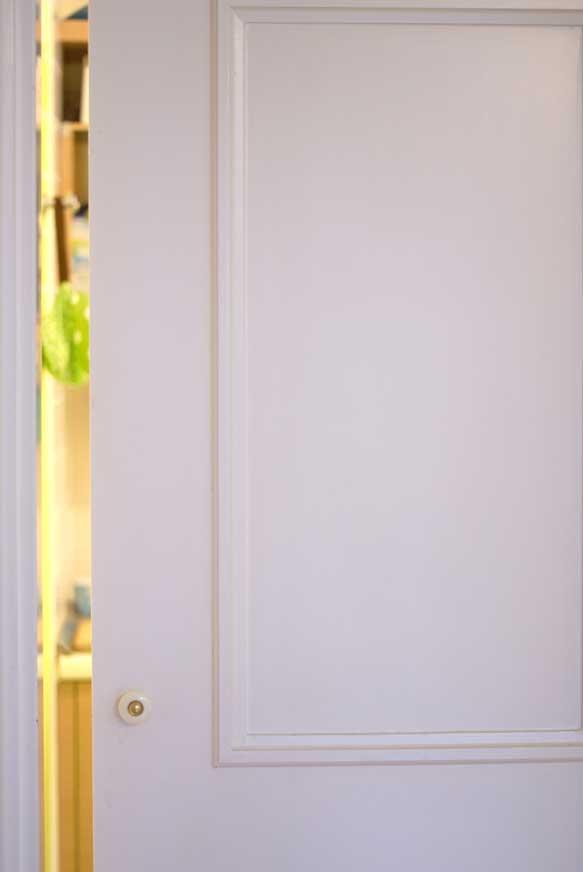 Blogfotos Symbolbild Tür öffnet sich Nähprojekt