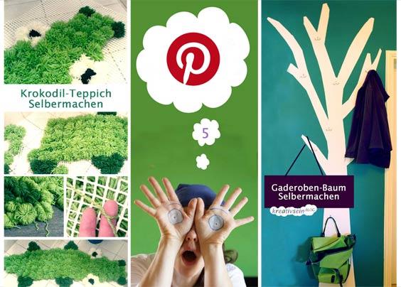 Wie sehen optimale Pinterest Bilder aus?