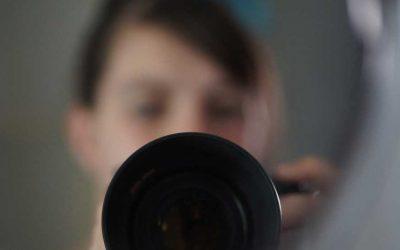 Selfies machen - Projekt Blogfotos Artikelbild