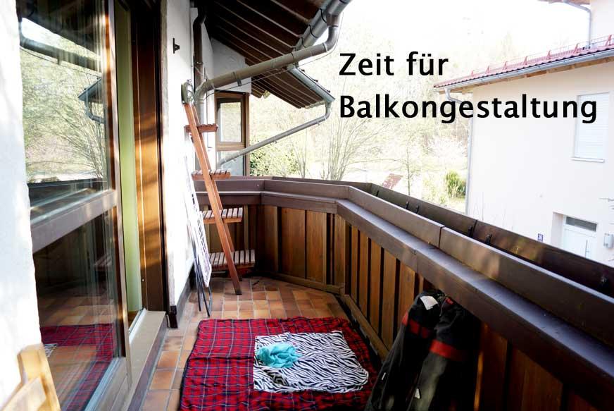 diy balkongestaltung ein 5 wochen projekt f r den fr hling. Black Bedroom Furniture Sets. Home Design Ideas