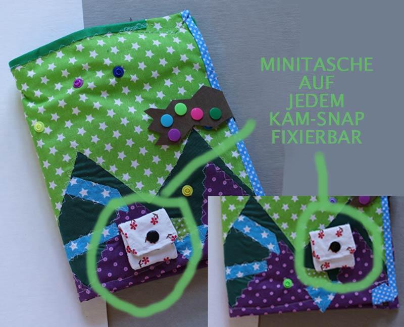 Kreativ Tool Mini Tasche