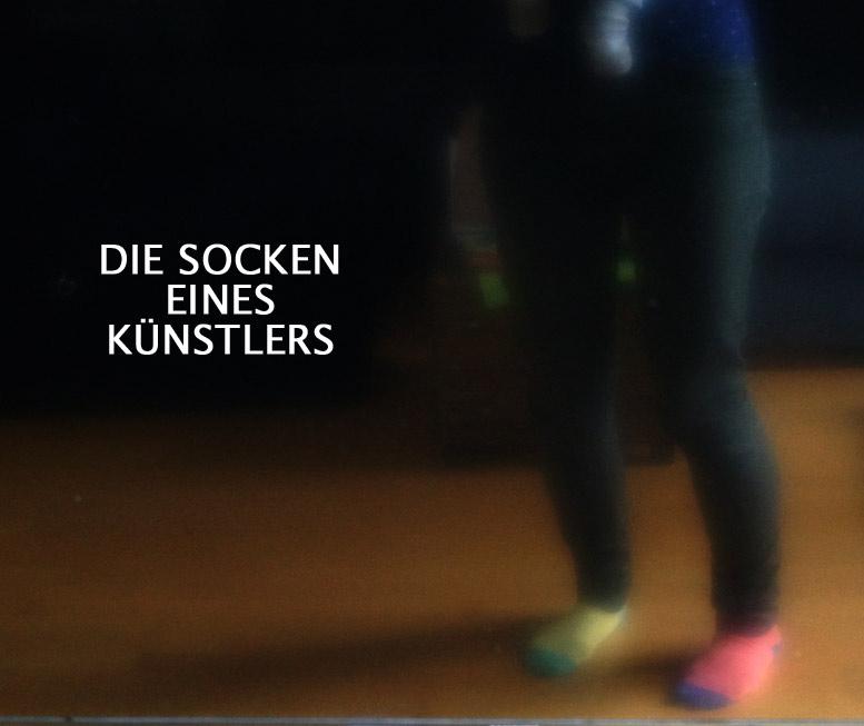 Eine Reisekabeltasche in verschiedenen Socken nähen