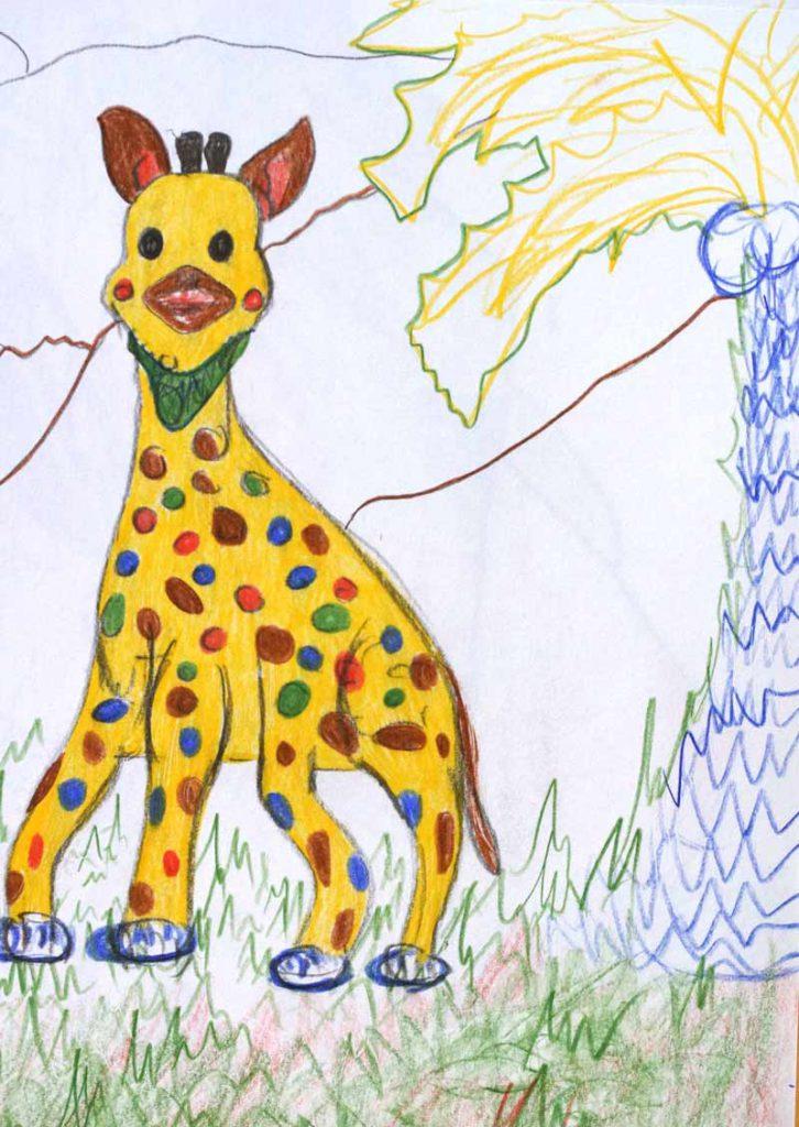 im Gepäck - Sophie la Giraffe