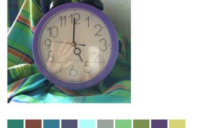 Farbpaletten für Deine Muster finden