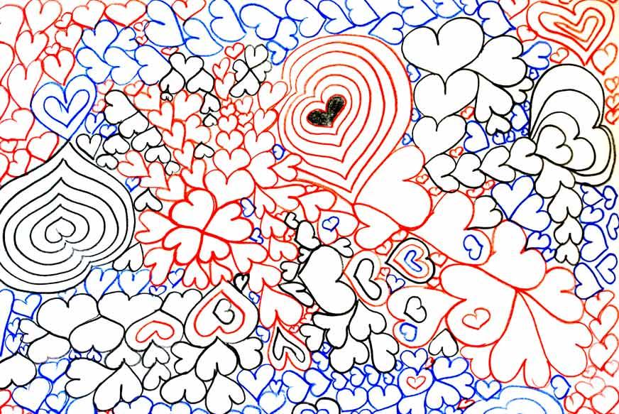 Projektstart: Surface Pattern Design