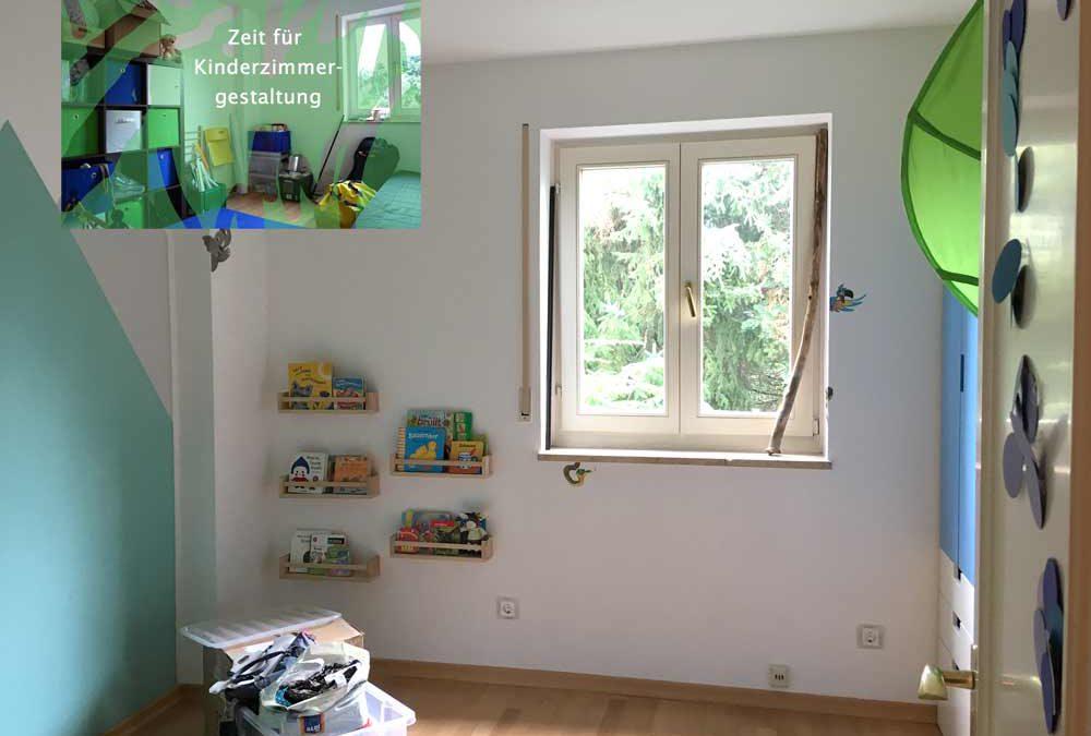 Abschlussbericht: Kinderzimmergestaltung