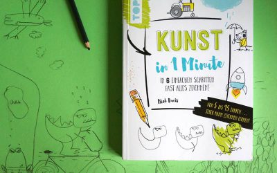 Buchtipp: Kunst in 1 Minute