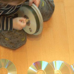 CDs Steckspiel