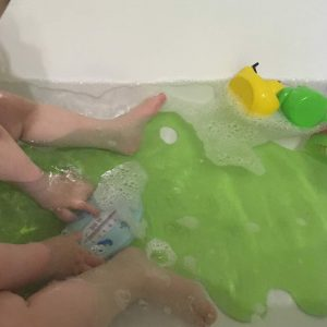 Badewannenspiel Uboot