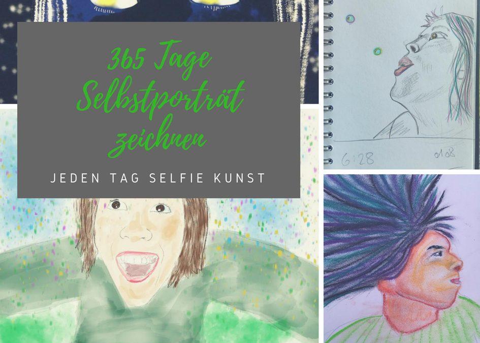 365 Tage Selbstporträt – Tag für Tag besser