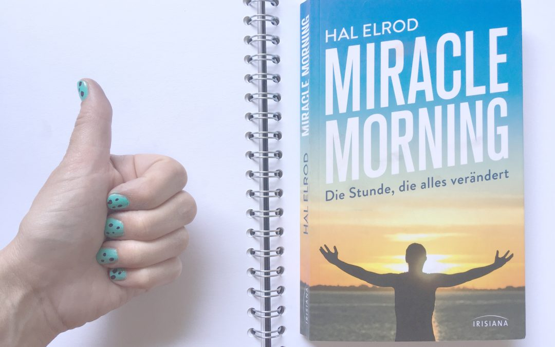 Buchtipp: Miracle Morning