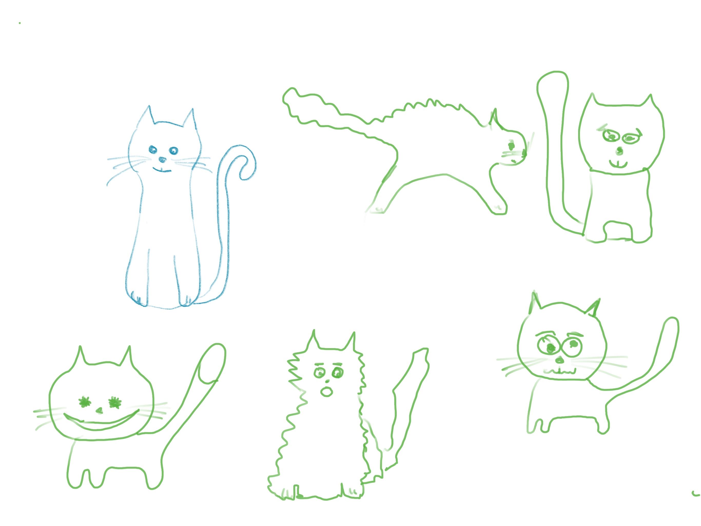 Katzen Malvorlagen Ausmalbilder Katzen Malvorlage 6
