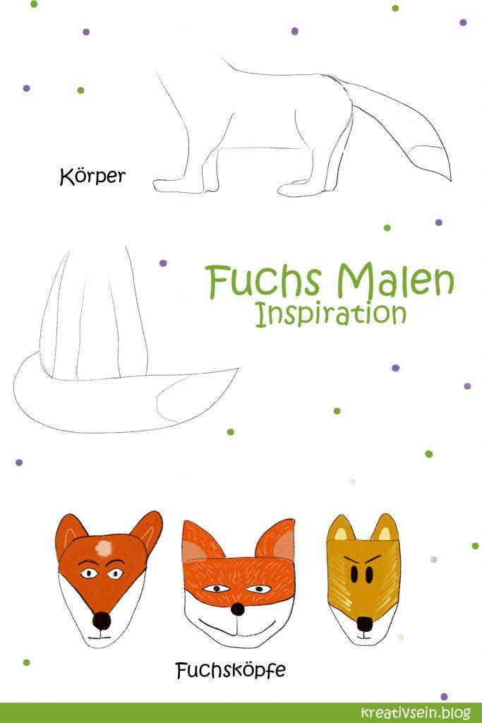 Fuchs Malen 3
