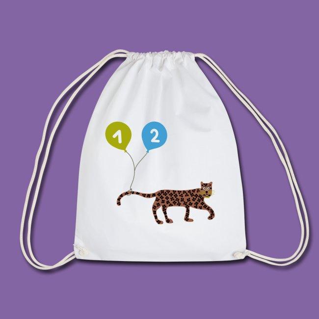 Leopard für zweijährige Kinder