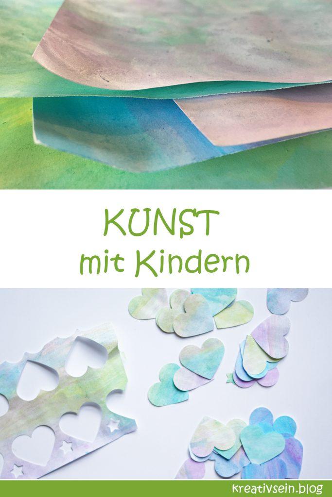 Malen mit Wasserfarben