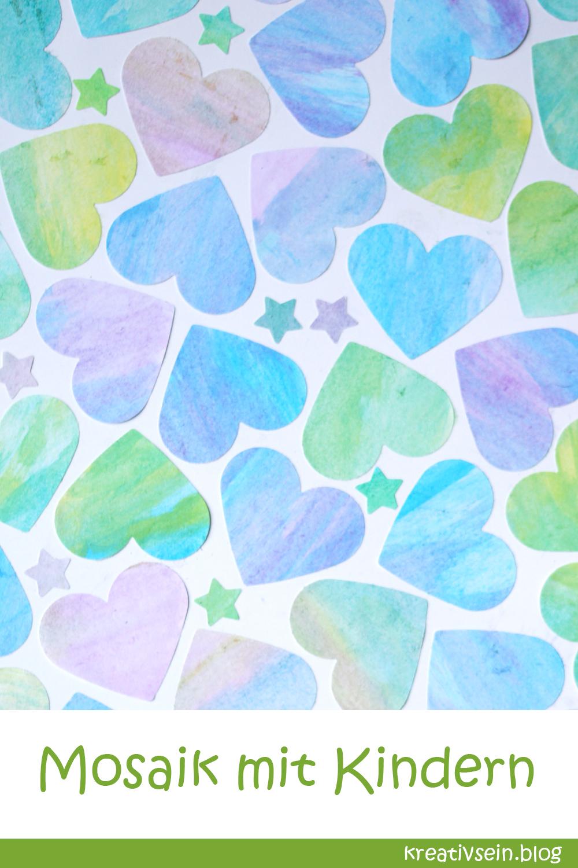 Kunstvolle Idee Zum Malen Mit Wasserfarben Und Kindern Kreativsein